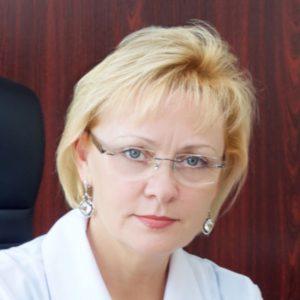 Соснина Ирина Брониславовна