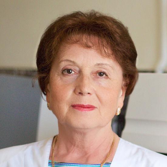 Бекмаматова Лариса Георгиевна