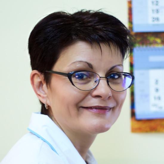 Шабашева Ирина Юрьевна