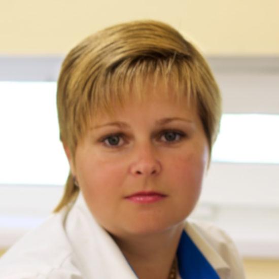 Антонова Екатерина Борисовна