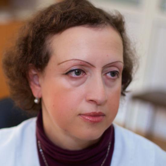 Житомирская Марина Леонидовна