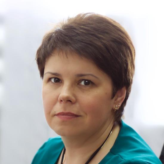 Ануфриева Светлана Васильевна